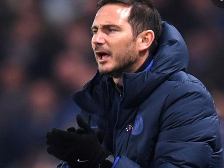 Everton 3-1 Chelsea - Panic time for Frank?