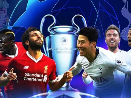 UEFA Champions League Final Preview: Liverpool v Tottenham