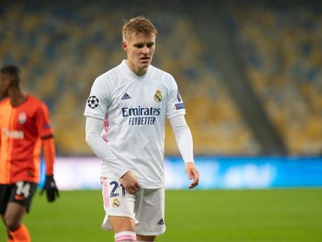 Martin Ødegaard joins Arsenal on loan