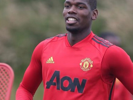 Pogba to stay at United?