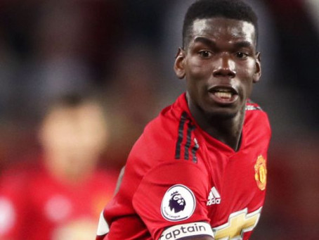 Paul Pogba: The Situation