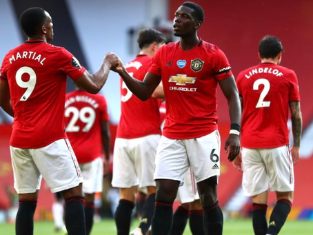 How will United end the season?