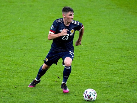 How good is Billy Gilmour?