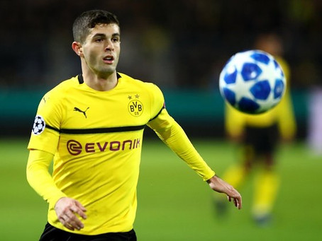 Christian Pulisic joins Chelsea. Right move from the Blues?