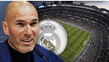 Real Madrid win La Liga