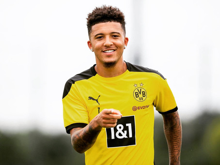 Jadon Sancho to Manchester United: The Latest