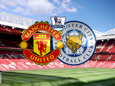 Manchester United 2-0 Leicester City- Report