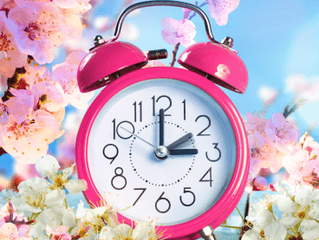 Don't Forget to Spring Forward!