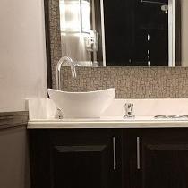 Lux Restroom Trailer Features