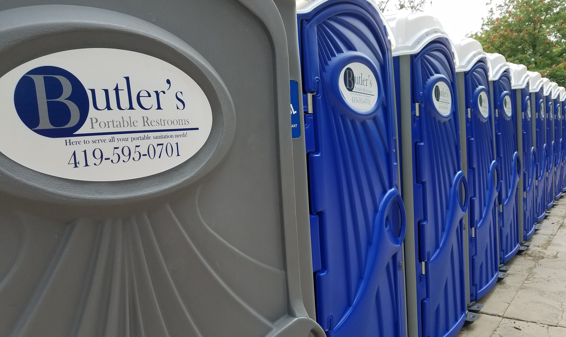 Public Handicap Porta Pot Rental