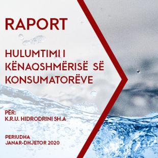 3.Raporti Final - K.R.U. HIDRODRINI SH.A