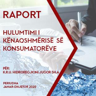 4.Raporti final - KRU Hidroregjioni Jugo