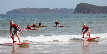 surf programs central coast