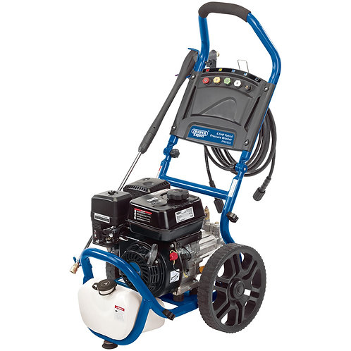 6.5HP Petrol Pressure Washer 186bar (2700psi)