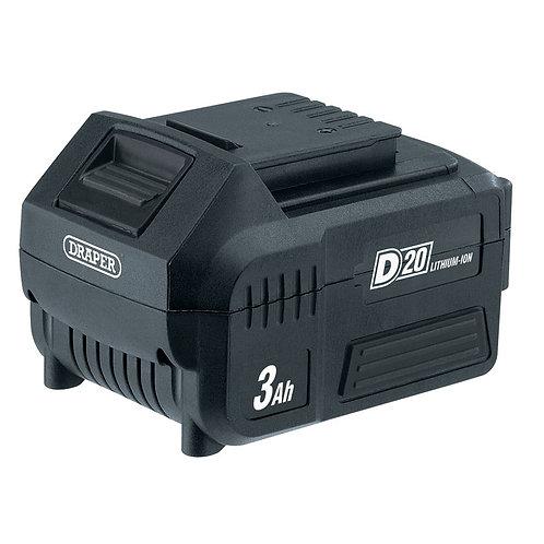 D20 20V 3AH Battery