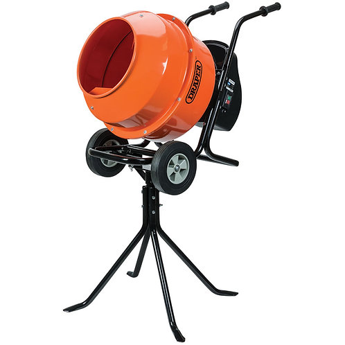 Draper 160L Cement Mixer (Full assembly Required)