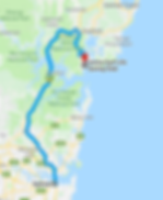 sydney to umina by car.png