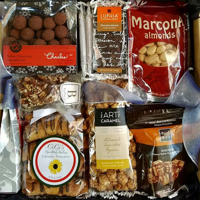 Ultimate holiday gourmet gift box_☆Perfect for a shared gift ☆_sweet - savory -  wholesome_#sharingi