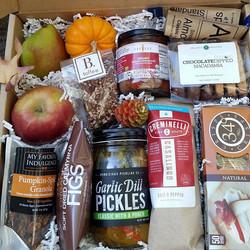 Fall holiday gourmet gift box_#fall #gourmetgiftbox  #agstandard #myfavoriteindulgence #btoffee #pum
