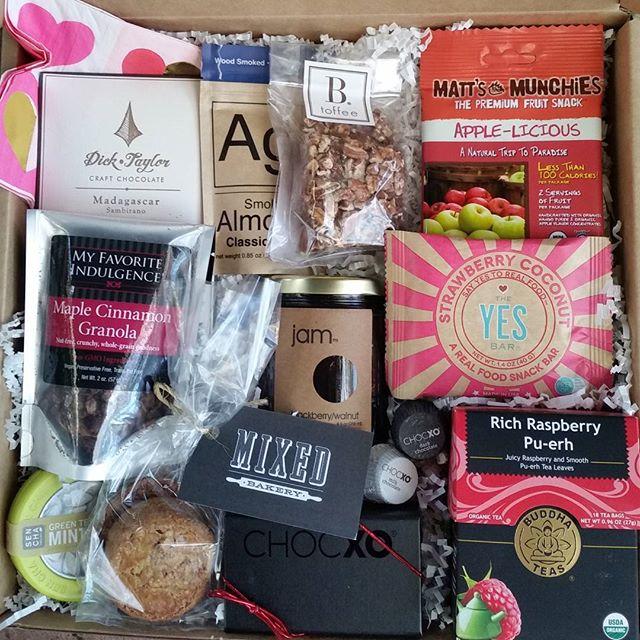 Sweet and Healthy Treats ♡_#mattsmunchies #btoffee #yesbar #dicktaylorchocolate #agstandard #sencha