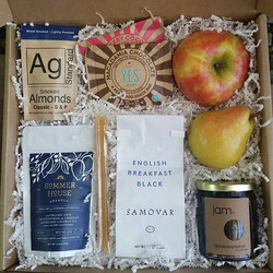 Gourmet breakfast gift box _#brunch #bestgourmetgifts #breakfast #healthygift #sommerhousegranola #g