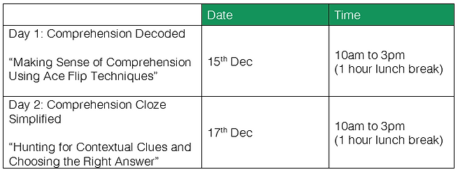 Upper Primary Program Schedule.PNG