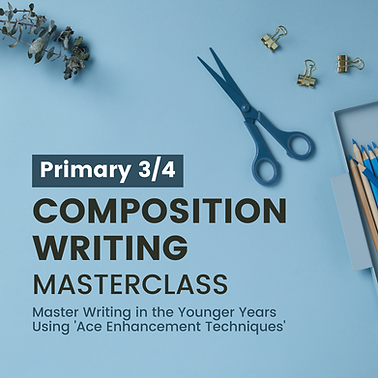 Primary English Composition Writing Class