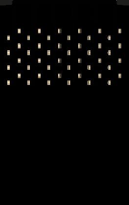 Lichtervorhang LED Proline (Outdoor)