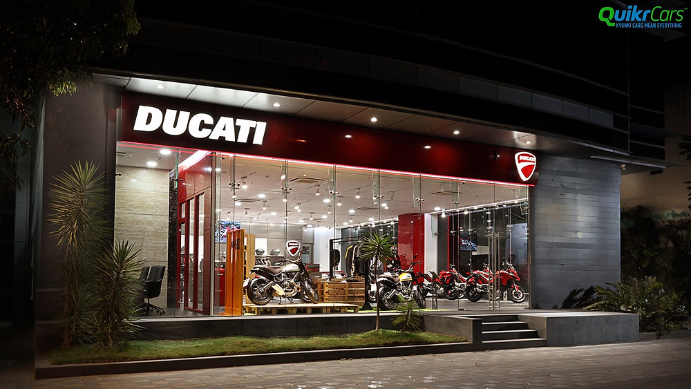 Teco+ Partners Ducati Pune, India