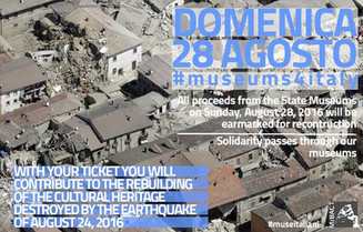 #museums4italy