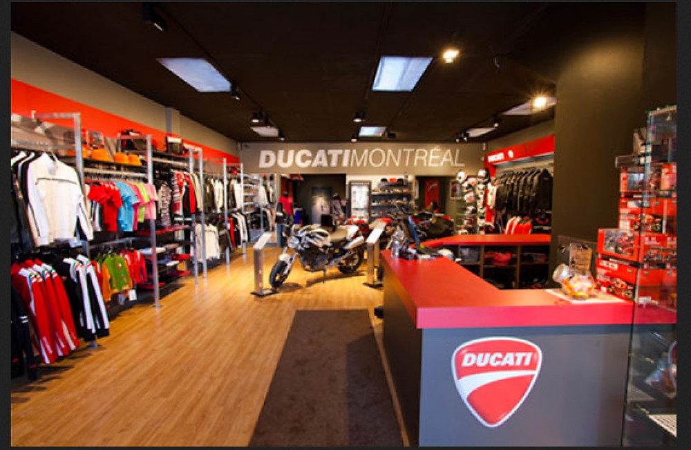 Ducati Montreal by Teco + partners