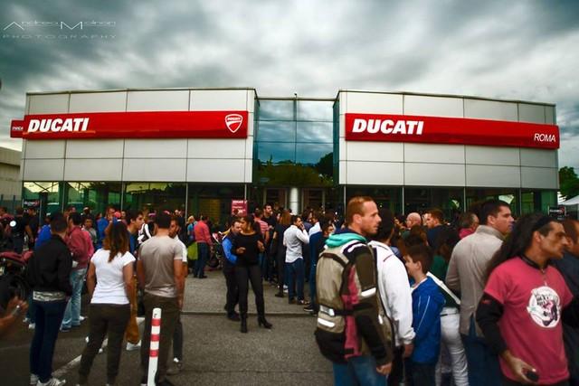 Teco+Partners Ducati Roma