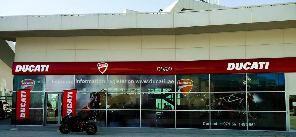 Teco+Partners Ducati Dubai