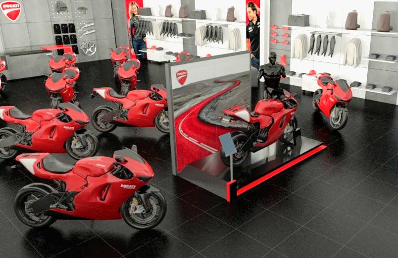 Ducati Retail
