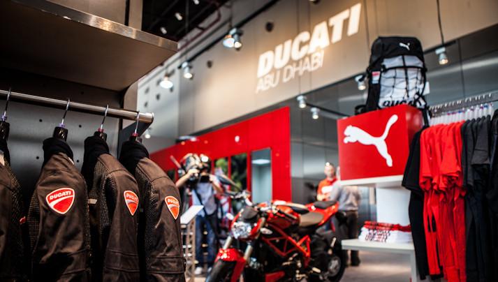 Ducati Abu Dhabi by Teco + Partners