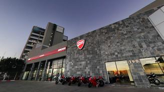 More Ducati showrooms