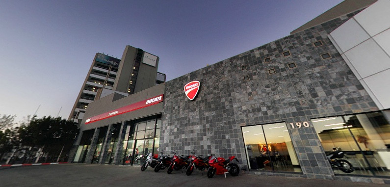 Teco+Partners Ducati Johannesburg