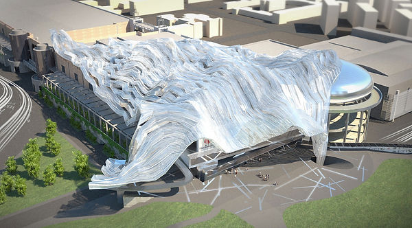 Portello New Congress Centre Milano, Italy Structural design Teco+ partners