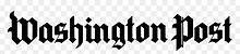 Washington post logo transparent.png