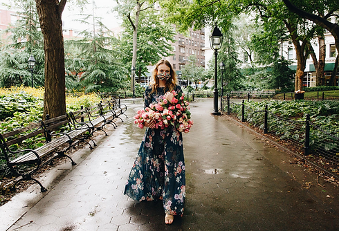 Kristina Libby - Floral Heart Project
