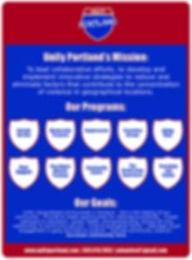 Unify Portlands programs and goals portland oregon