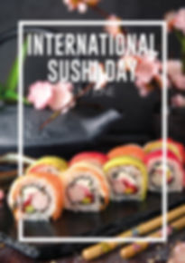 Q2_National Days_International Sushi Day
