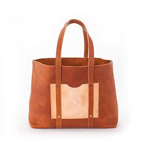 bucheimer womens leather bag : Tote