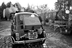 Sparkling Car - From Roma with Love