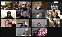 Screenshot of the third virtual joint PPPR and RCPR colloquium