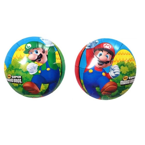 18 inches Mario Double Sided Foil Balloon