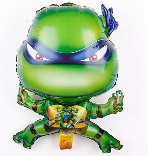 64*45cm Teenage Mutant Ninja Turtles Foil Balloon