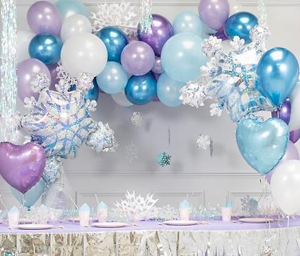 Frozen Disney Movie Themed Party Balloon Box -Set A