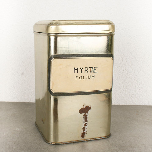 Boite Myrtae
