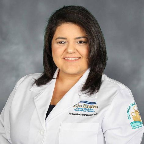 ALYSSA DER-MUGRDECHIAN, MD